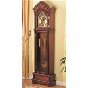 Coaster Grandfather Clocks Grandfather Clock