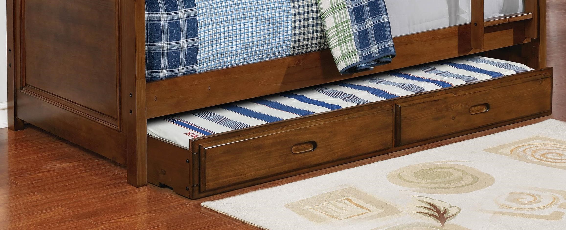 Halsted Storage Trundle by Coaster at Northeast Factory Direct