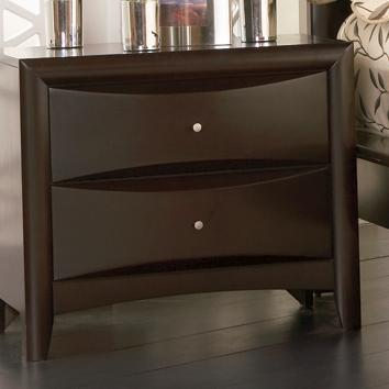 Phoenix Nightstand by Coaster at Rife's Home Furniture