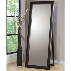 Contemporary Standing Floor Mirror