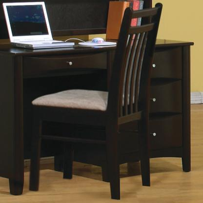 Phoenix Youth Desk Chair by Coaster at Lapeer Furniture & Mattress Center