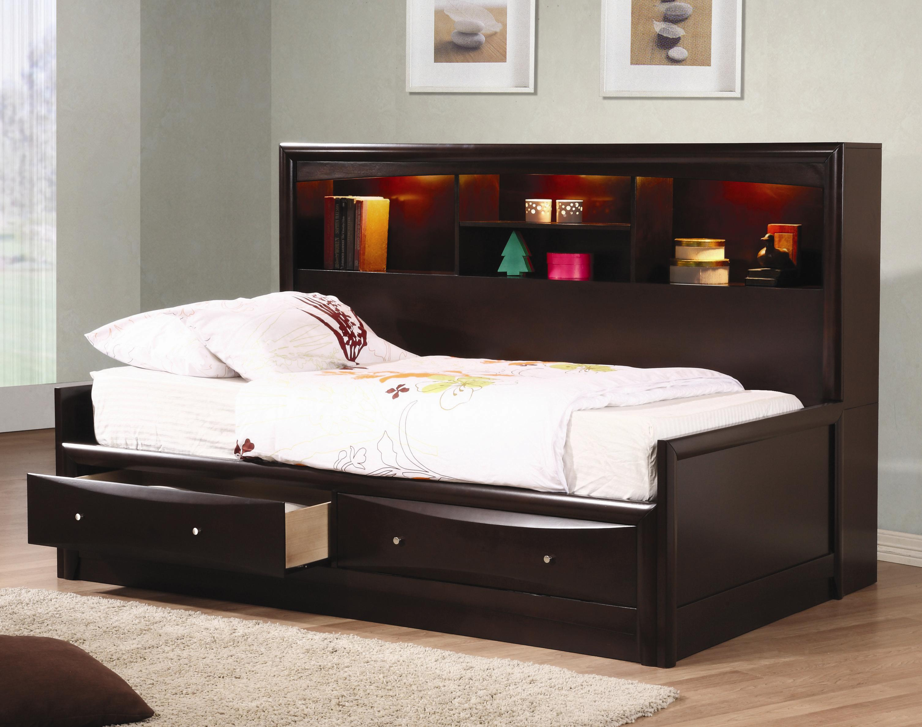 Phoenix Twin Daybed by Coaster at Northeast Factory Direct