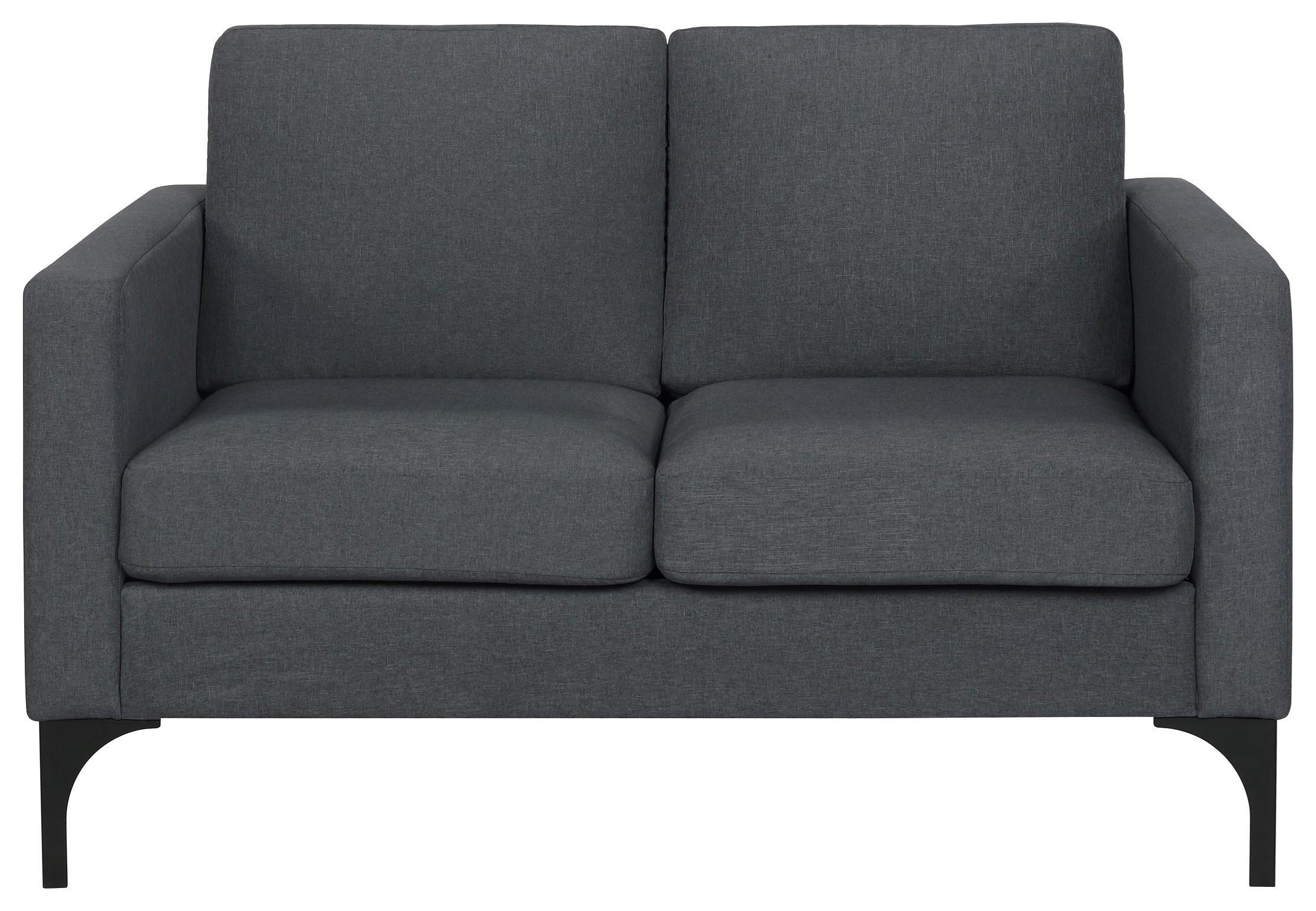 Howser Loveseat by Coaster at Red Knot