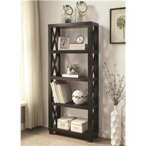 Bookcase with Four Shelves