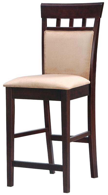 """Mix & Match 24"""" UPL Back Bar Stool by Coaster at Northeast Factory Direct"""
