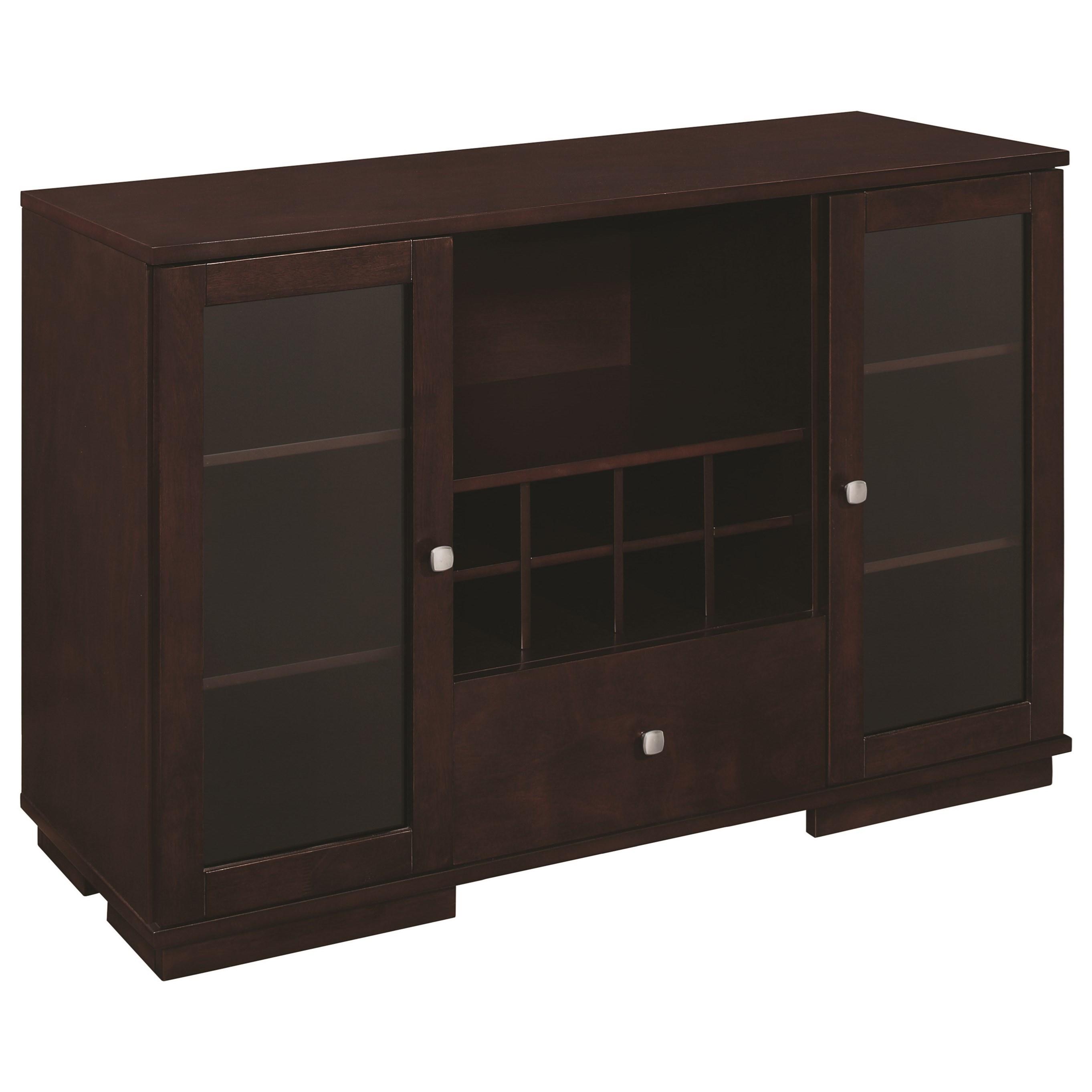 Mix & Match Server by Coaster at Lapeer Furniture & Mattress Center