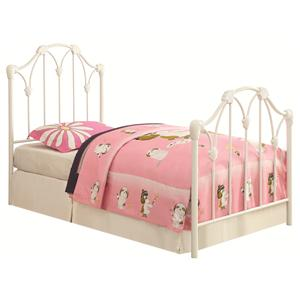 Coaster Iron Beds and Headboards Full Scarlett Iron Bed