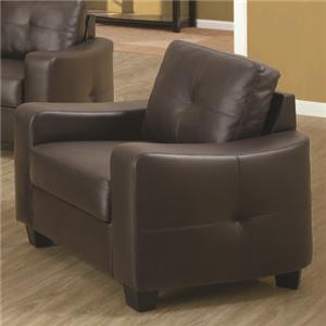 Bonded Leather Chair