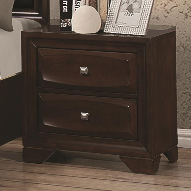 Jaxson Night Stand by Coaster at Beck's Furniture