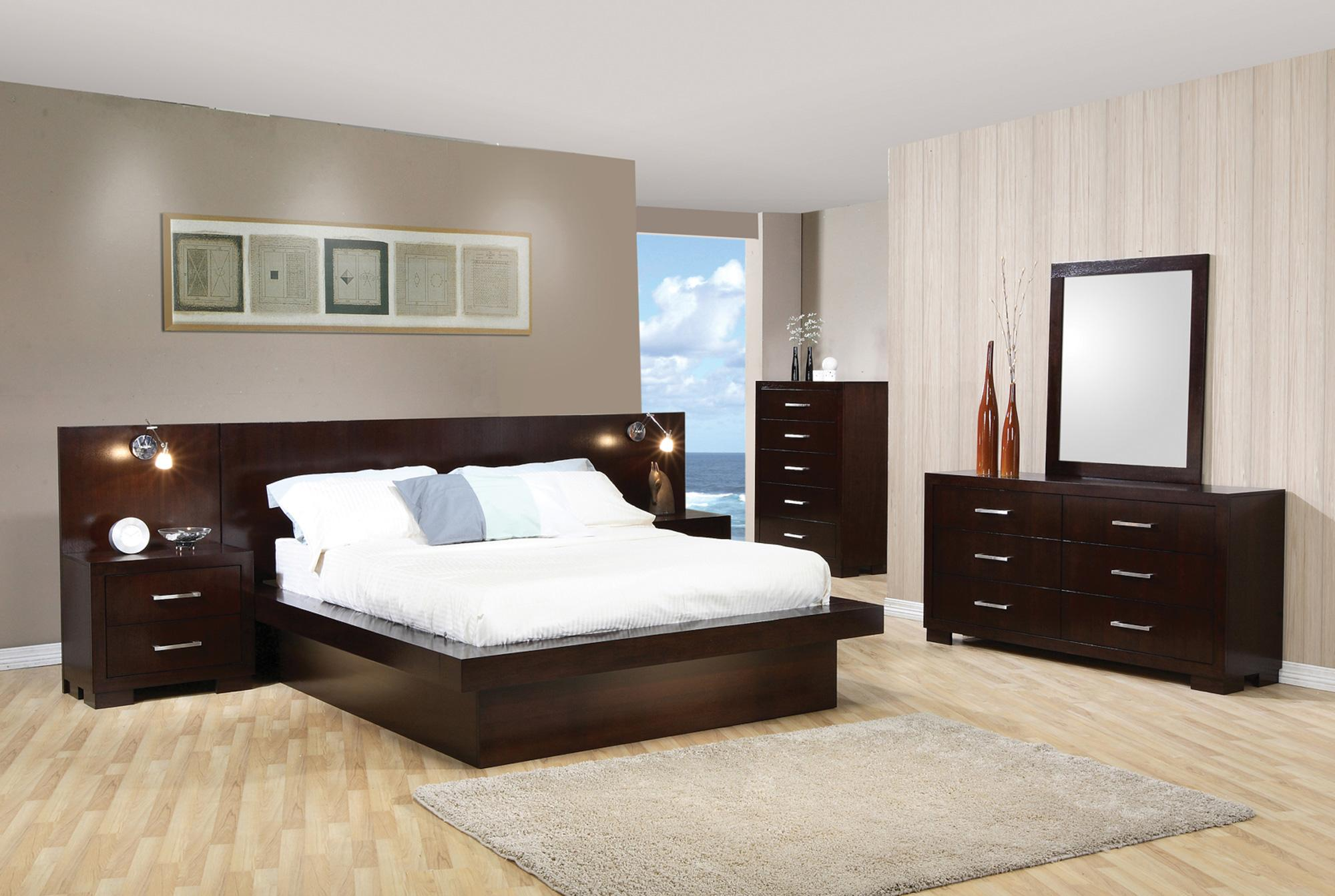 Jessica Cal King Bedroom Group by Coaster at Northeast Factory Direct