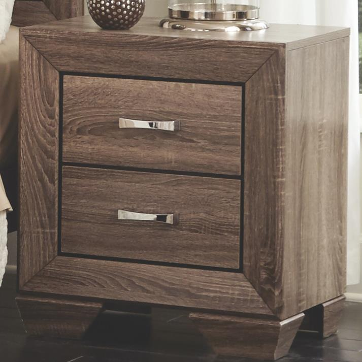 Kauffman Nightstand by Coaster at Standard Furniture