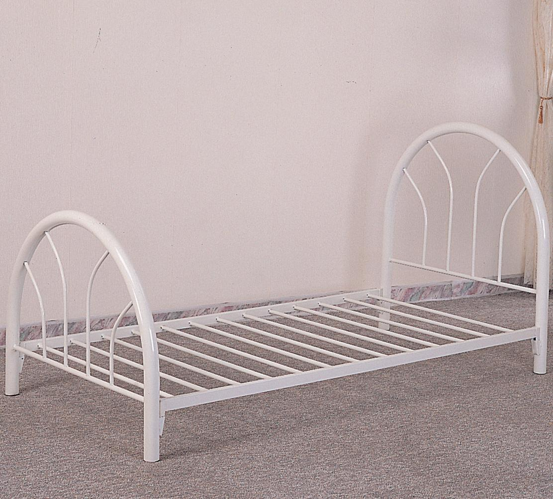 Metal Beds Twin Metal Bed by Coaster at Value City Furniture