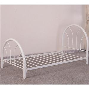 Coaster Metal Beds Twin Metal Bed