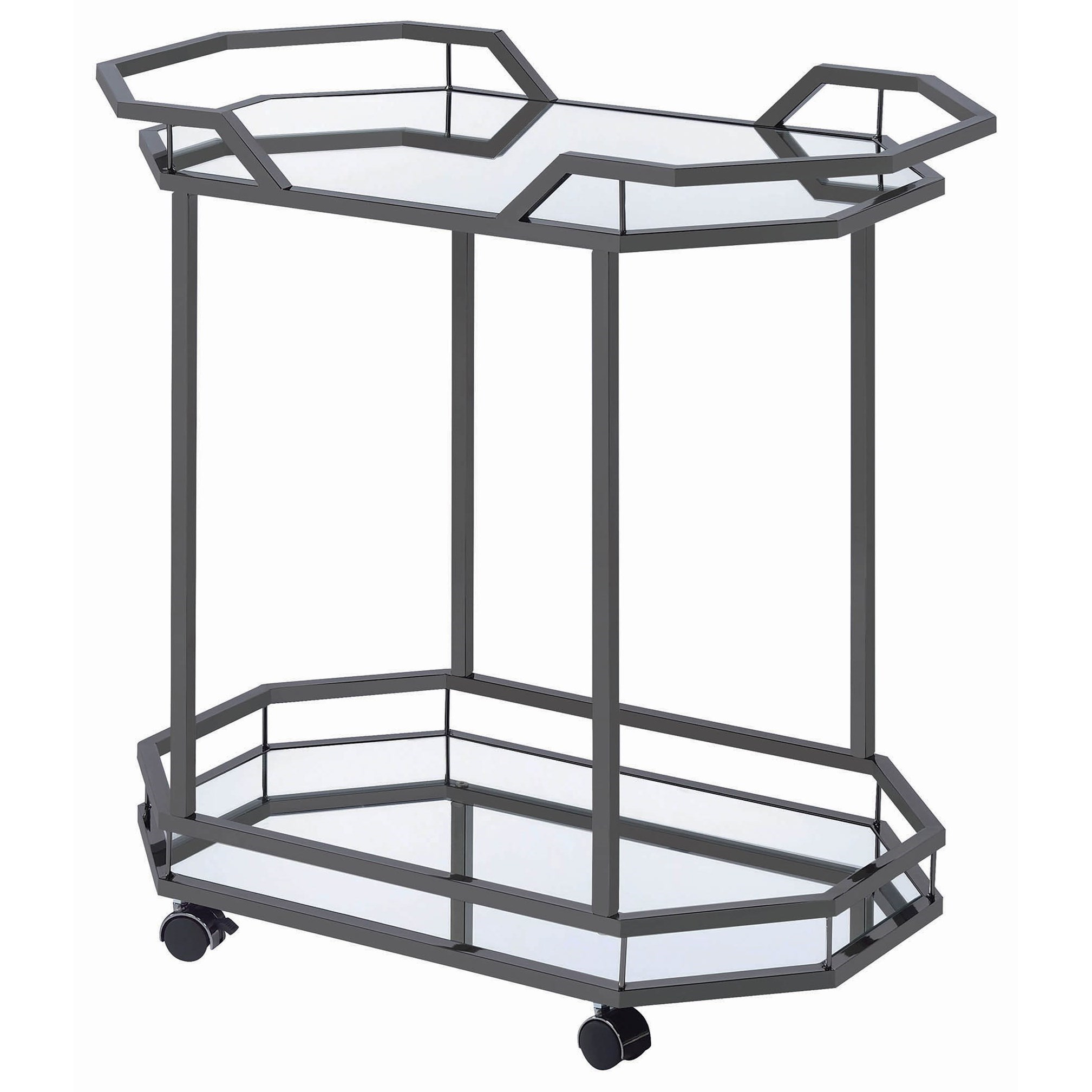 Kitchen Carts Serving Cart by Coaster at Northeast Factory Direct