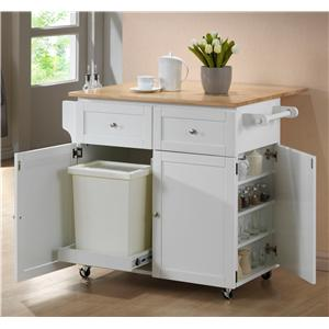 Coaster Kitchen Carts Kitchen Cart
