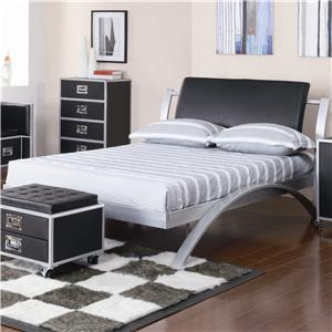 Coaster LeClair Full Platform Bed