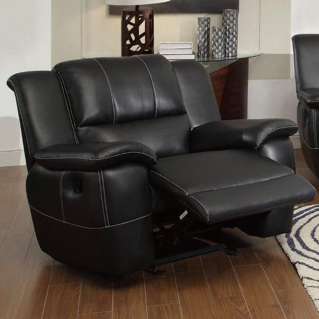 Lee Glider Recliner by Coaster at Corner Furniture