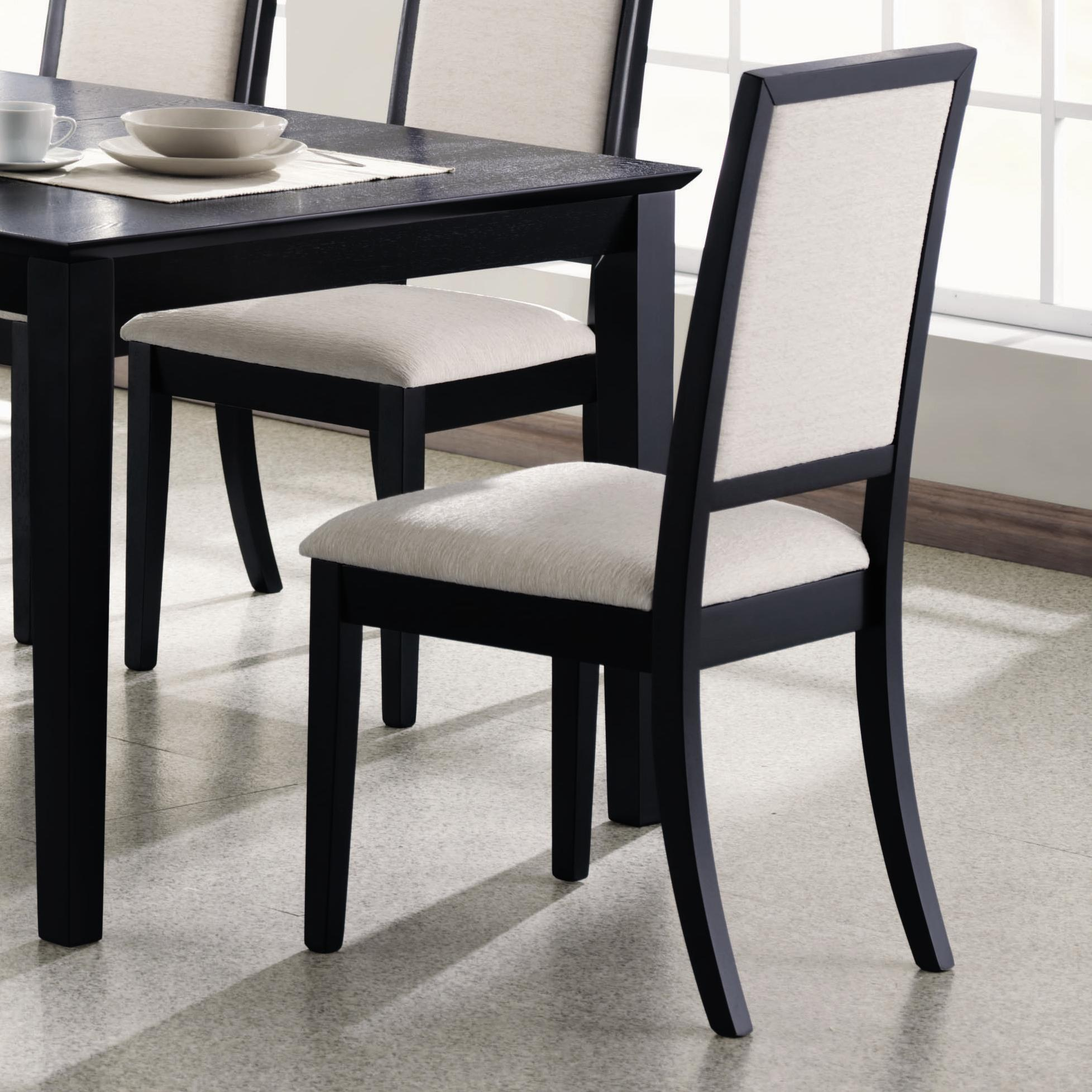 Lexton Dining Side Chair by Coaster at Lapeer Furniture & Mattress Center