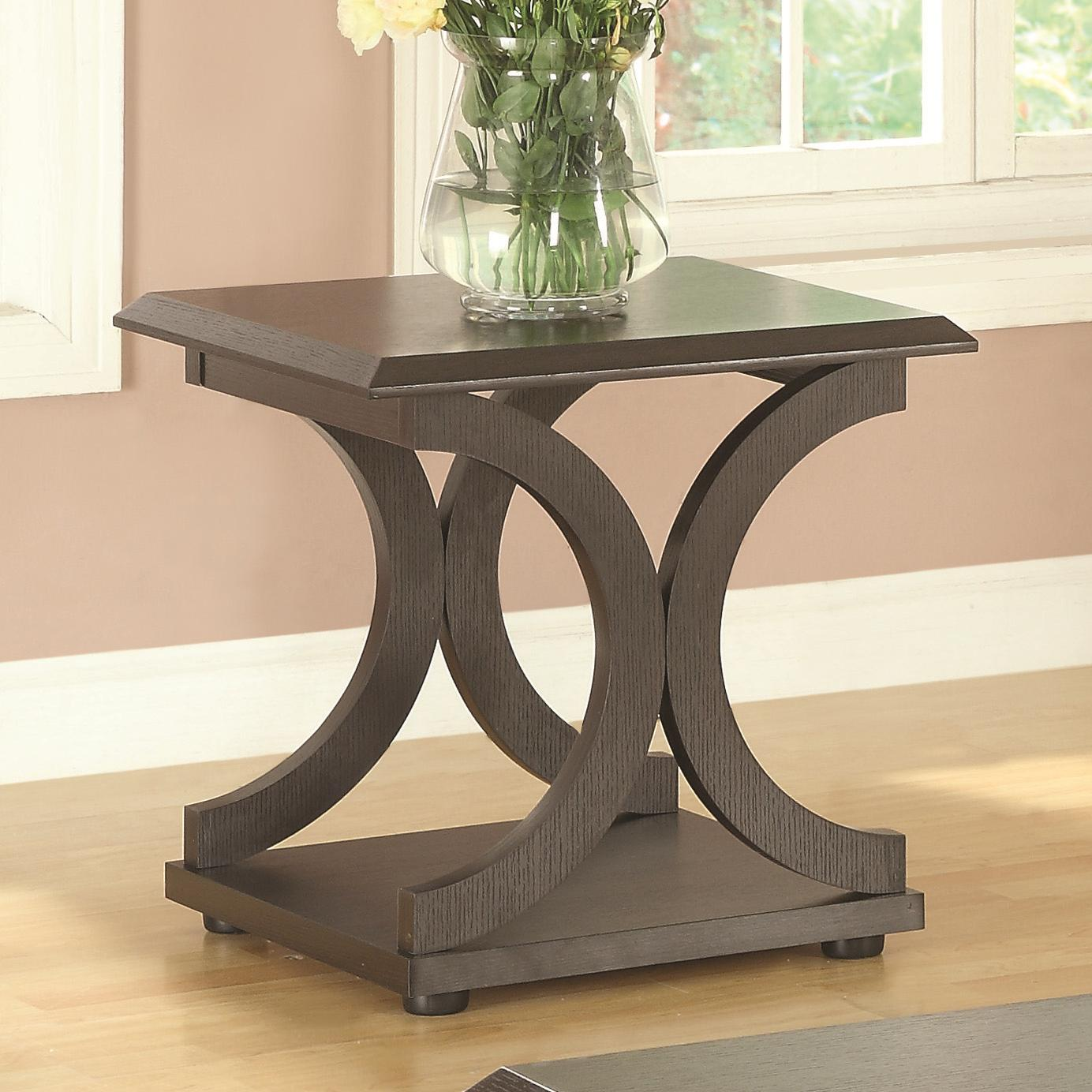703140 End Table by Coaster at Dream Home Interiors