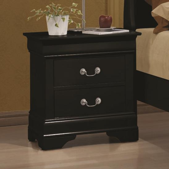 Louis Philippe Night Stand by Coaster at Northeast Factory Direct