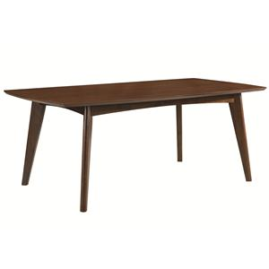 Mid-century Modern Casual Dining Table