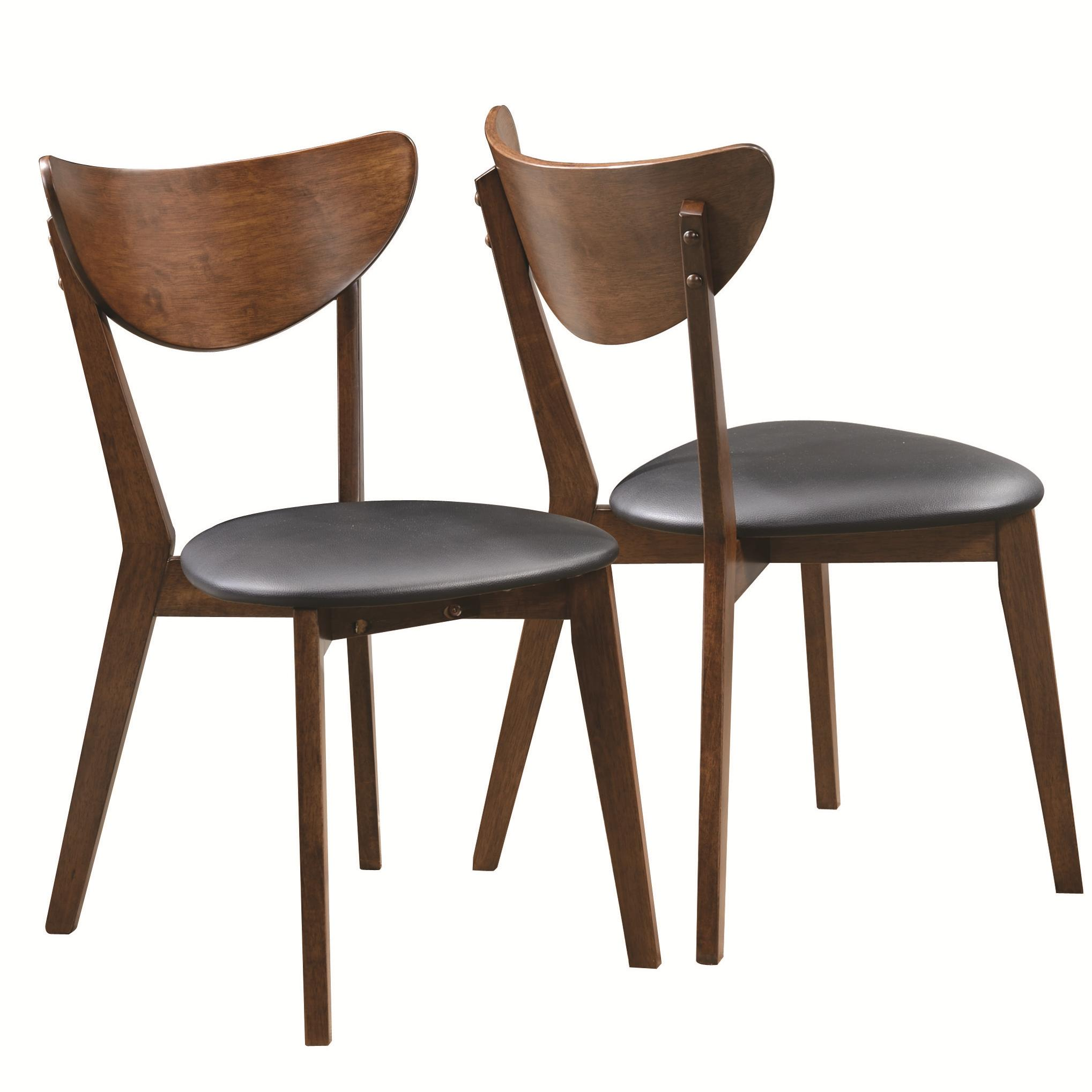 Malone Dining Side Chair by Coaster at Prime Brothers Furniture