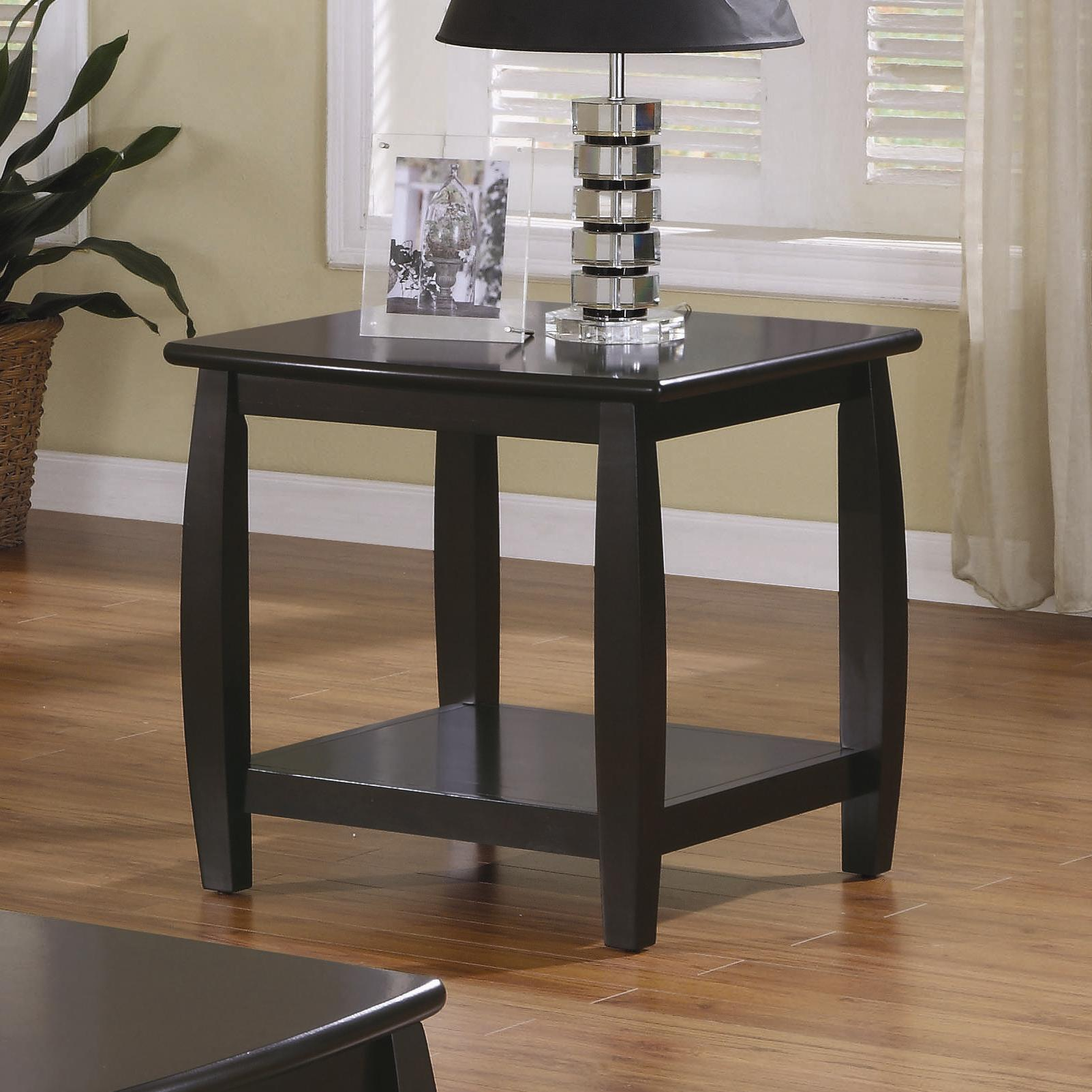 Marina End Table by Coaster at Northeast Factory Direct
