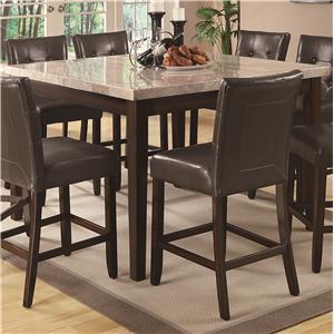 Coaster Milton Counter Height Table