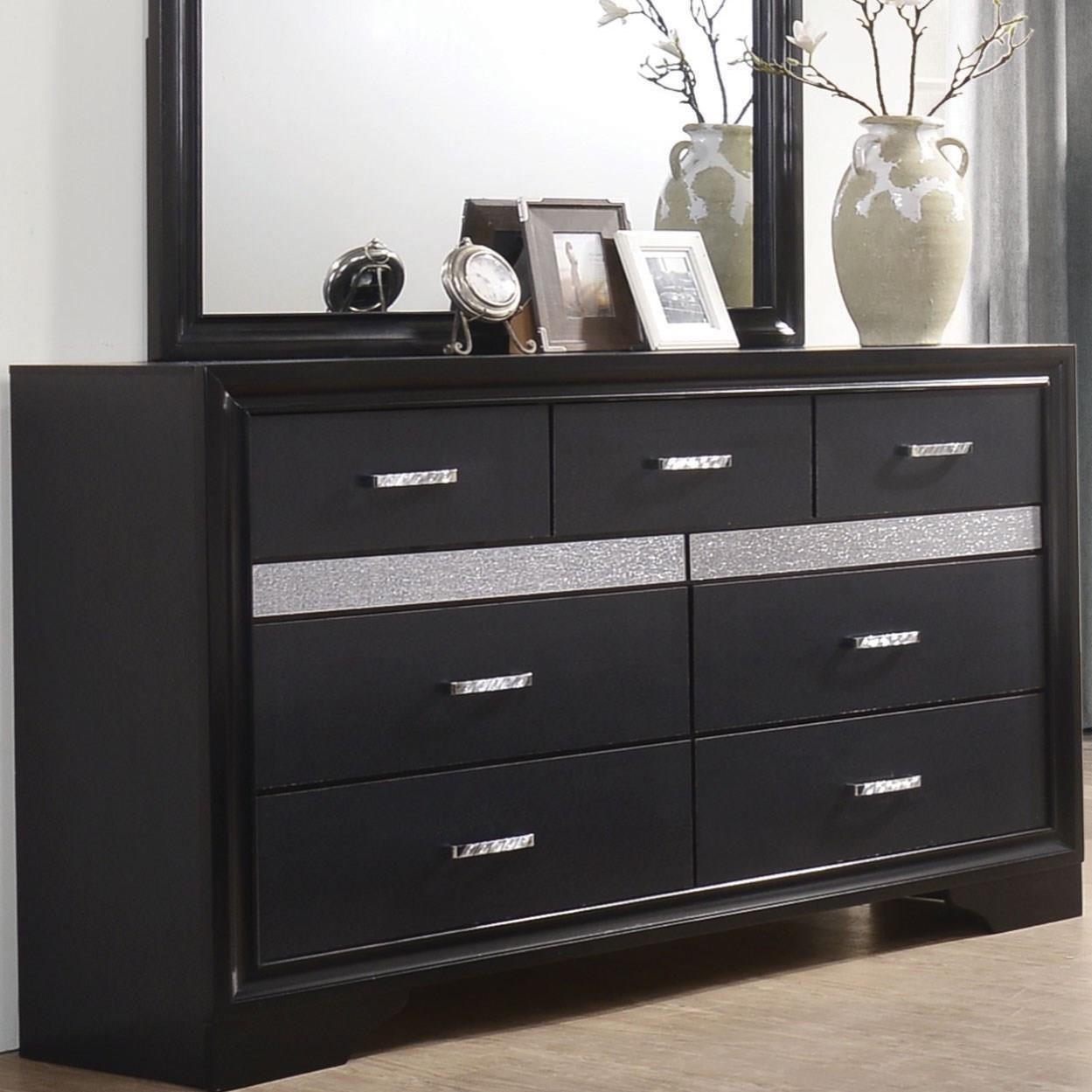 Miranda 7 Drawer Dresser by Coaster at Northeast Factory Direct