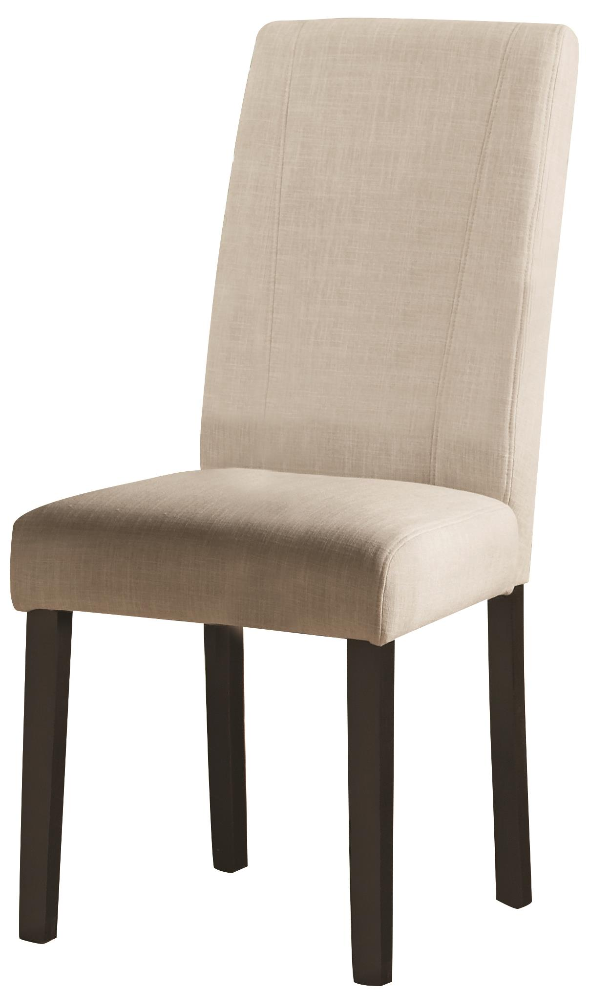 Nagel Parsons Chairs by Coaster at Lapeer Furniture & Mattress Center