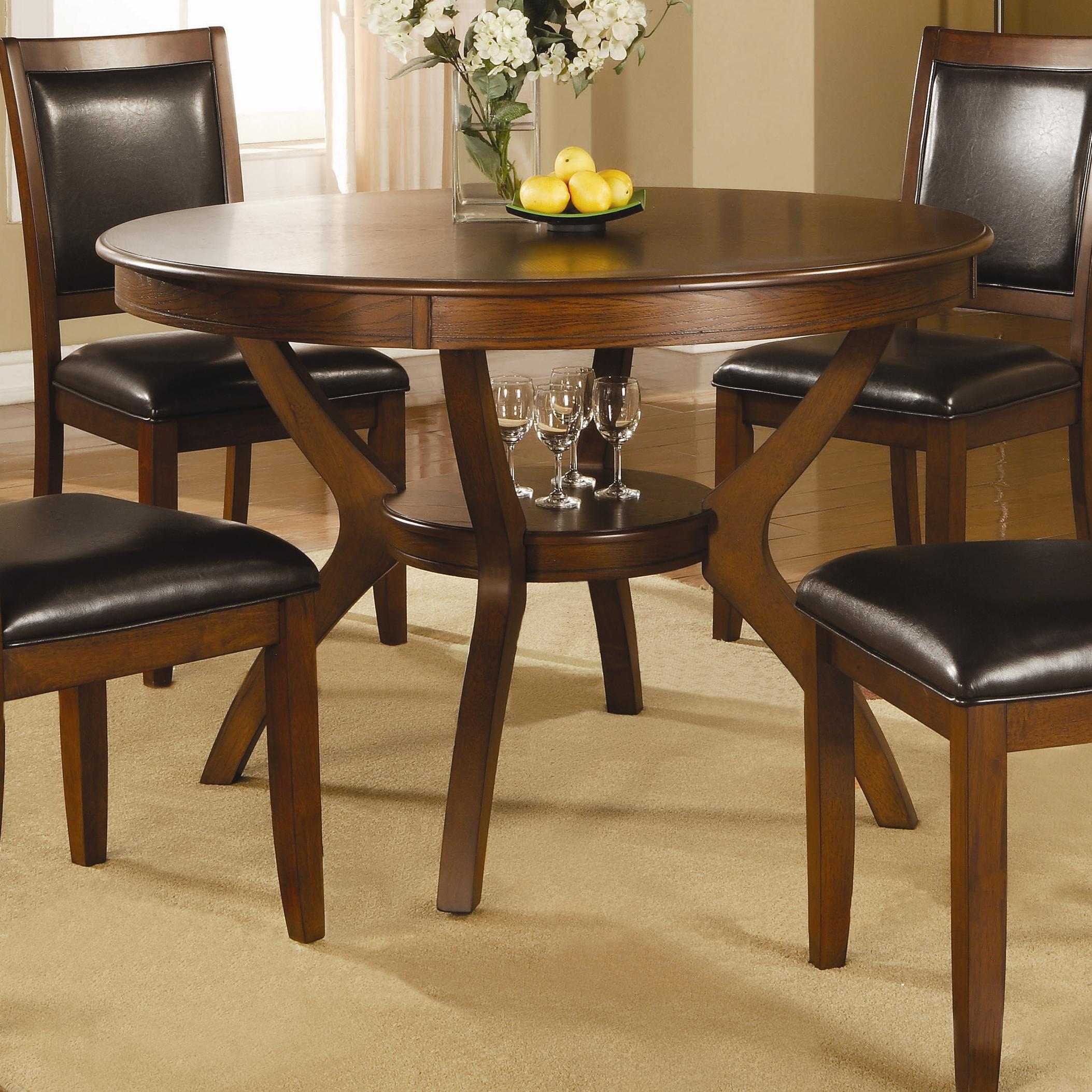 Coaster Nelms Table with Shelf   Value City Furniture ...