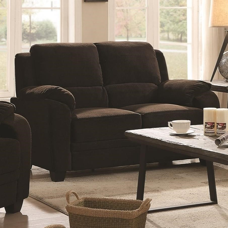 Northend Loveseat by Coaster at A1 Furniture & Mattress