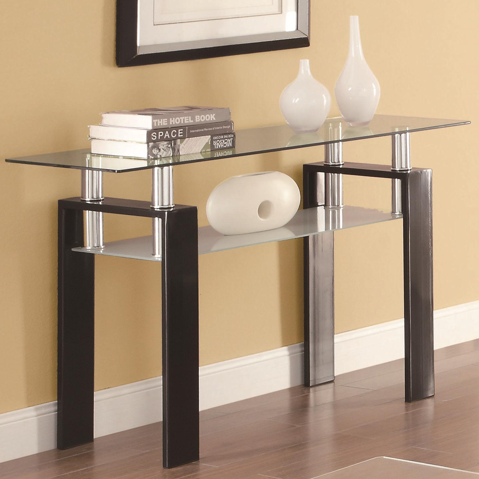 Occasional Group 702280 Sofa Table by Coaster at Rife's Home Furniture