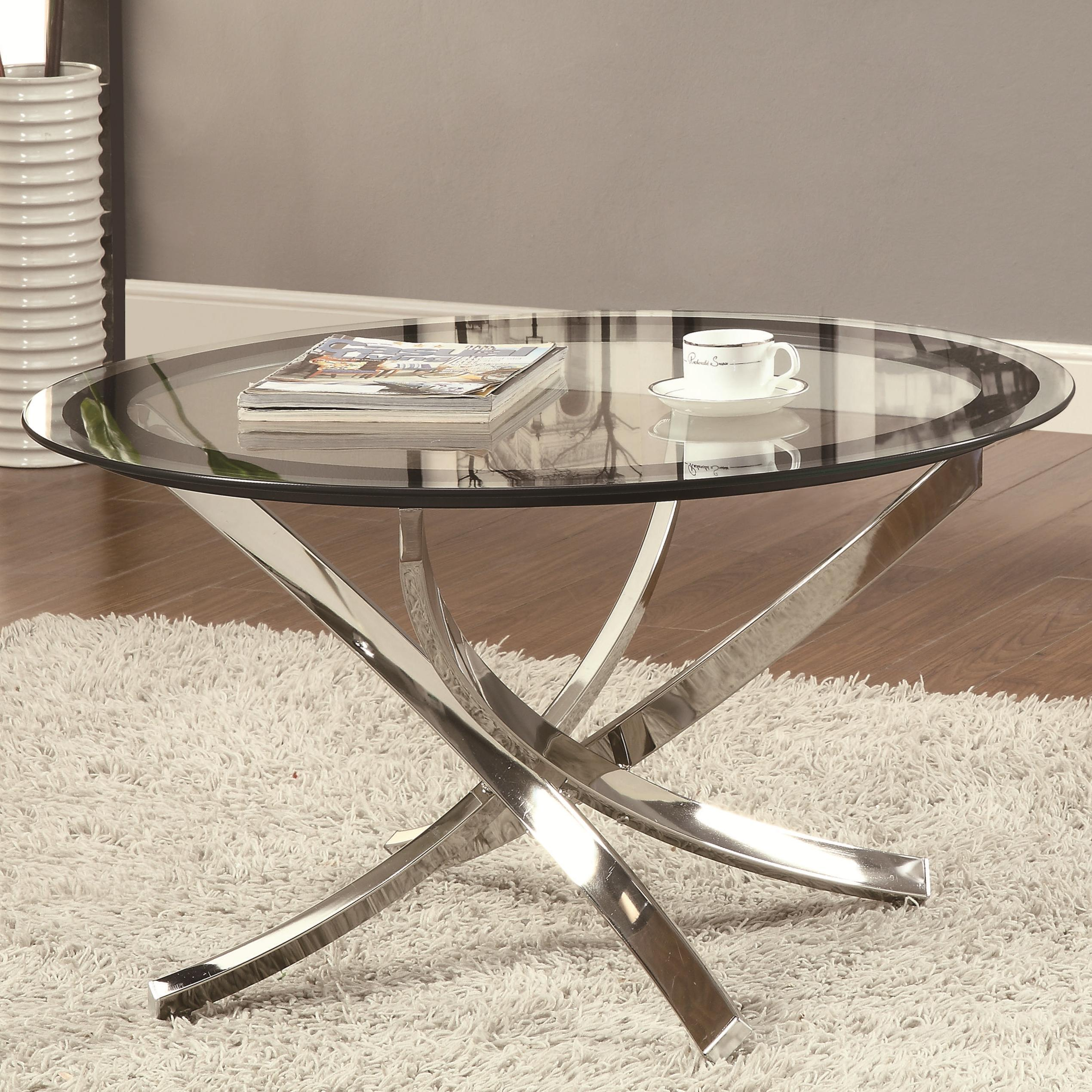 Occasional Group 702580 Coffee Table by Coaster at Value City Furniture