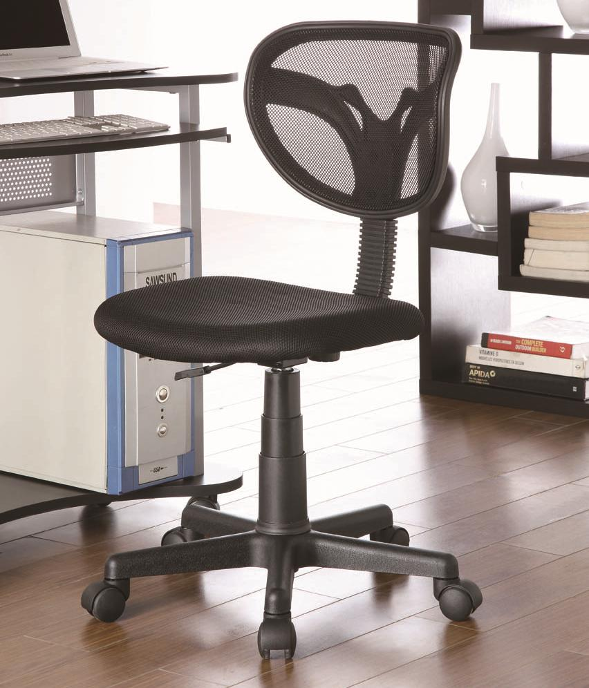 Office Chairs Task Chair by Coaster at Lapeer Furniture & Mattress Center