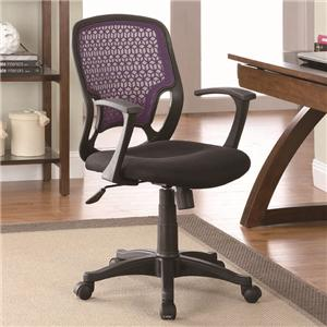 Coaster Office Chairs Mesh Chair