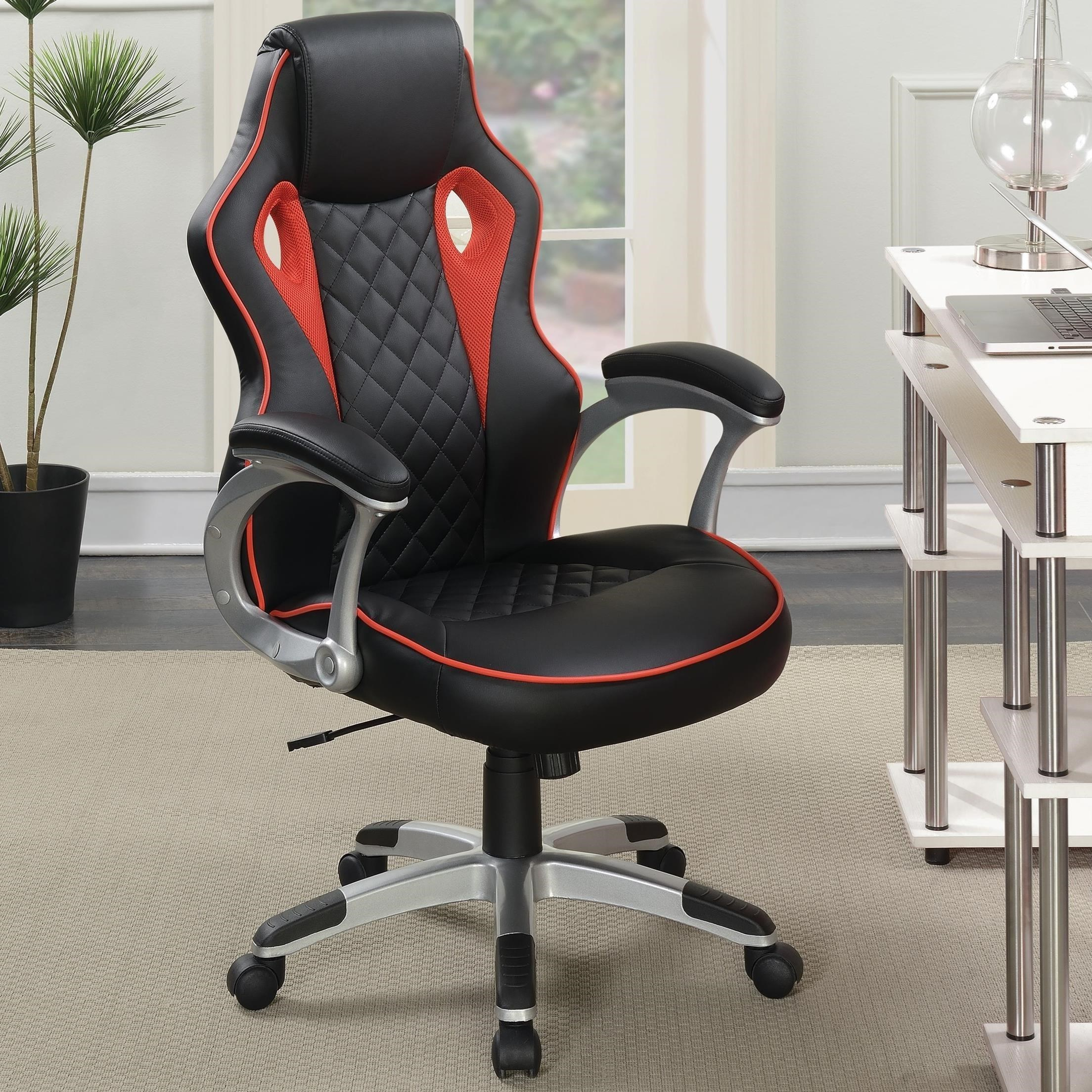 Office Chairs Computer Chair by Coaster at Northeast Factory Direct
