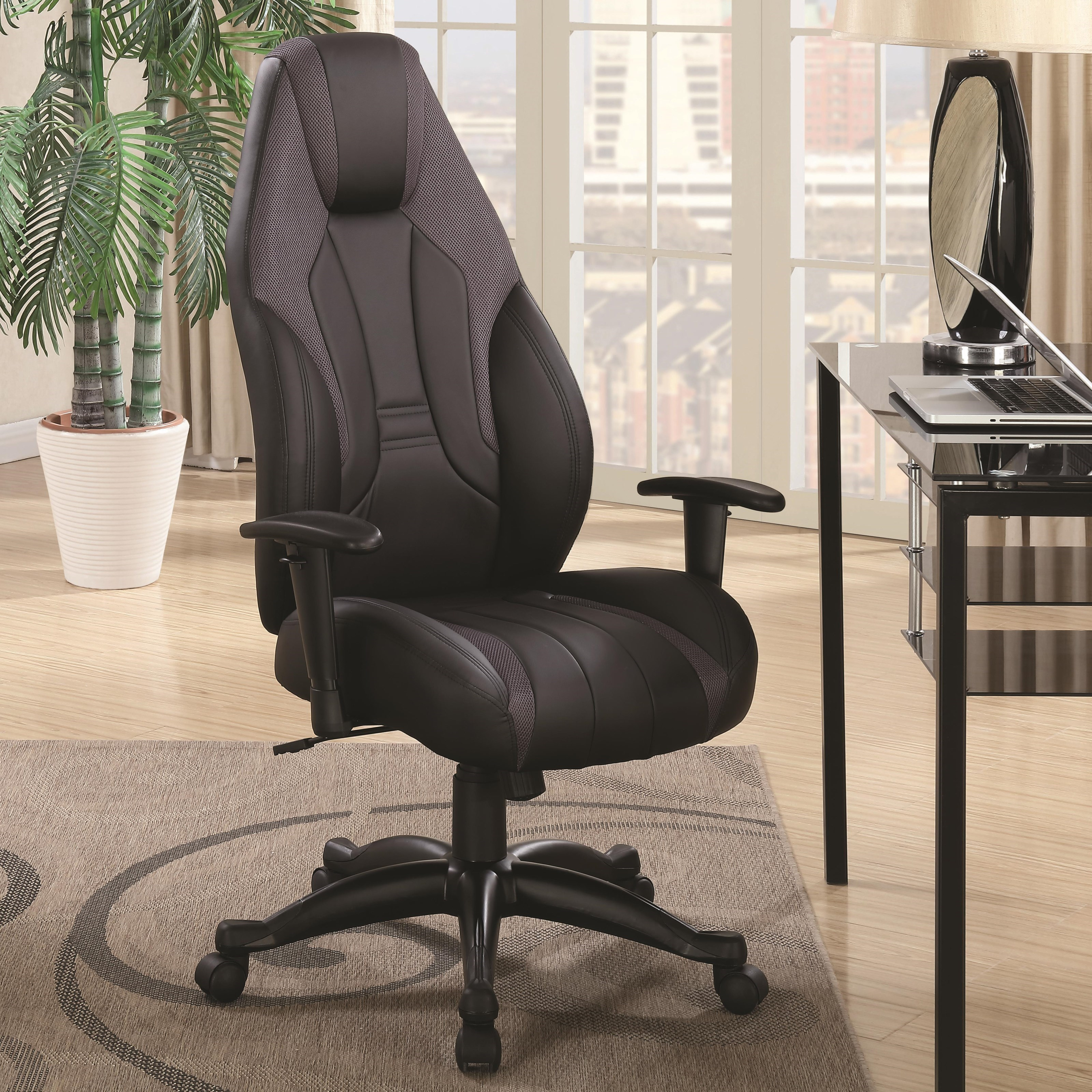 Office Chairs Office Chair by Coaster at Lapeer Furniture & Mattress Center