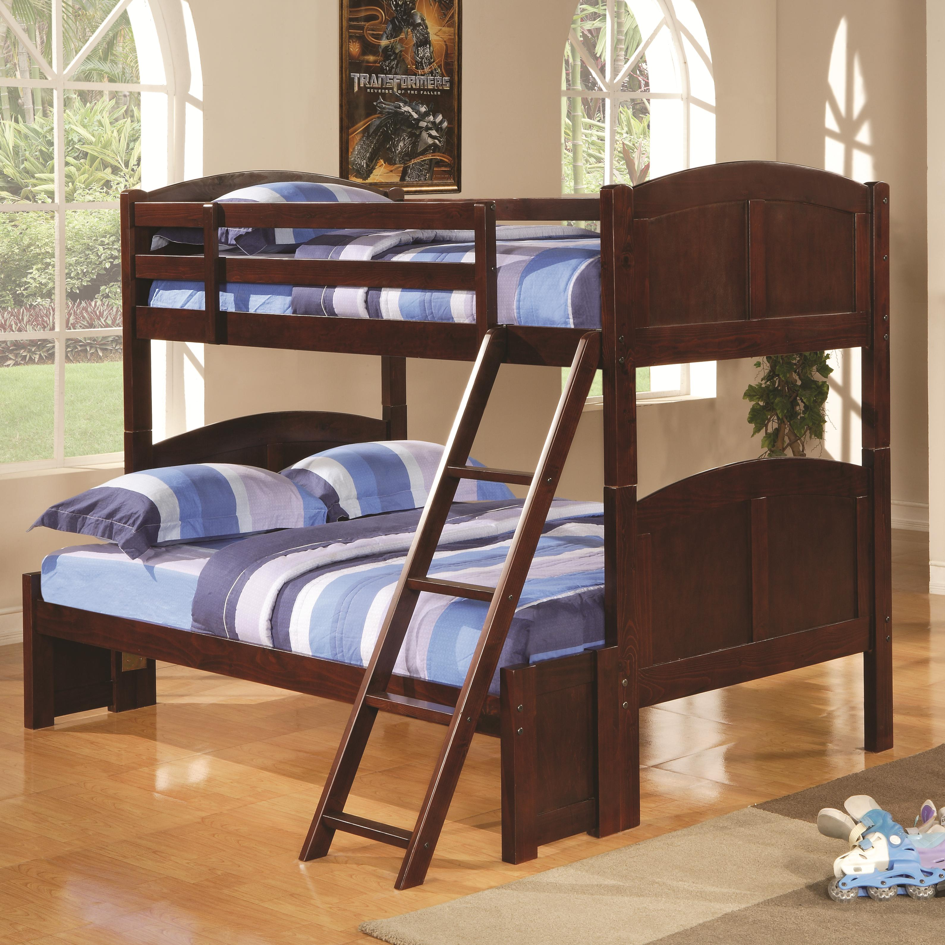 Parker Bunk Bed by Coaster at Northeast Factory Direct