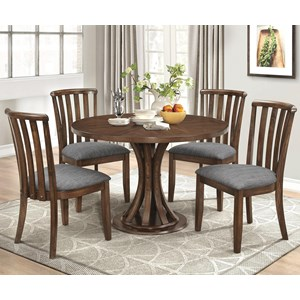 Five Piece Casual Dining Set