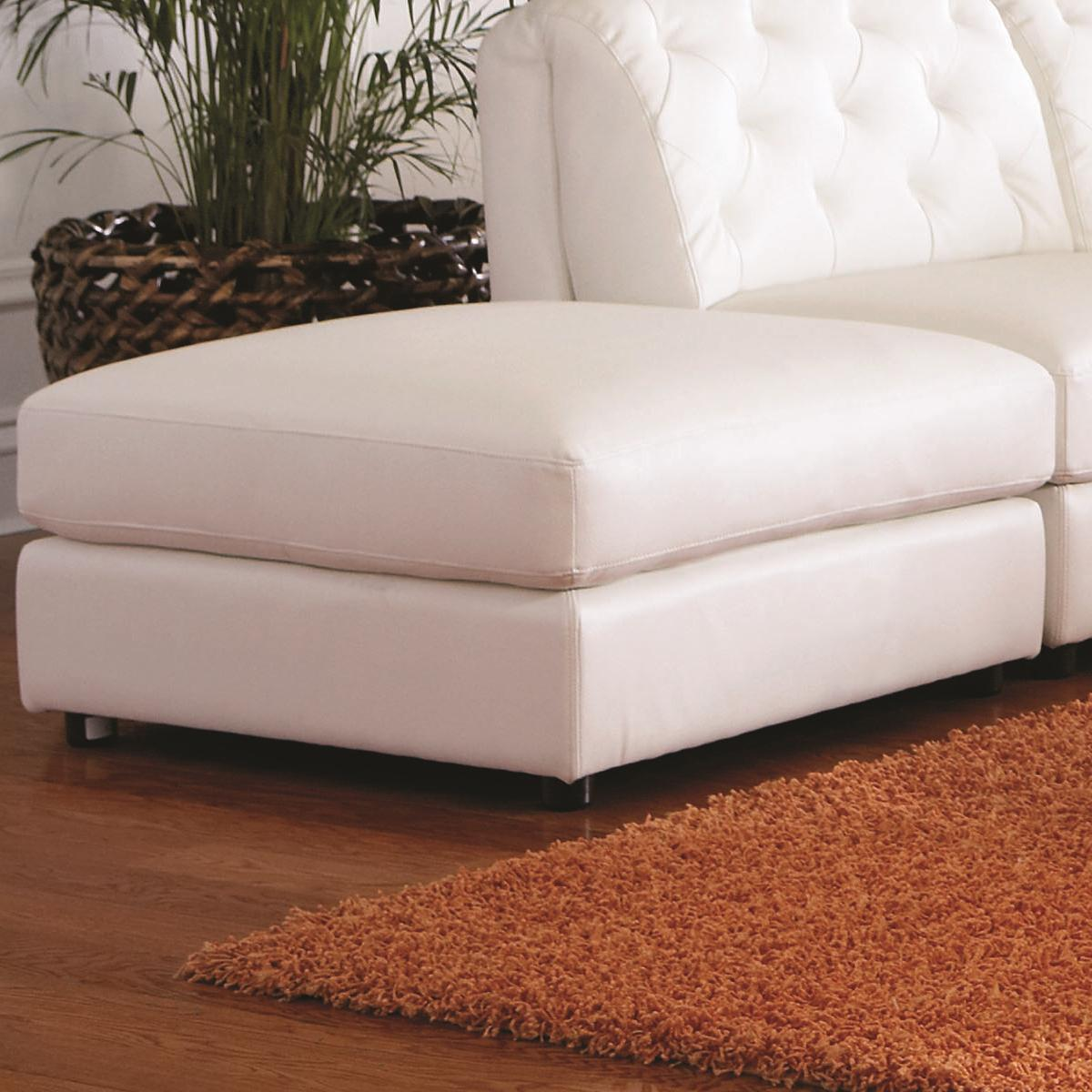 Quinn Storage Ottoman by Coaster at Northeast Factory Direct