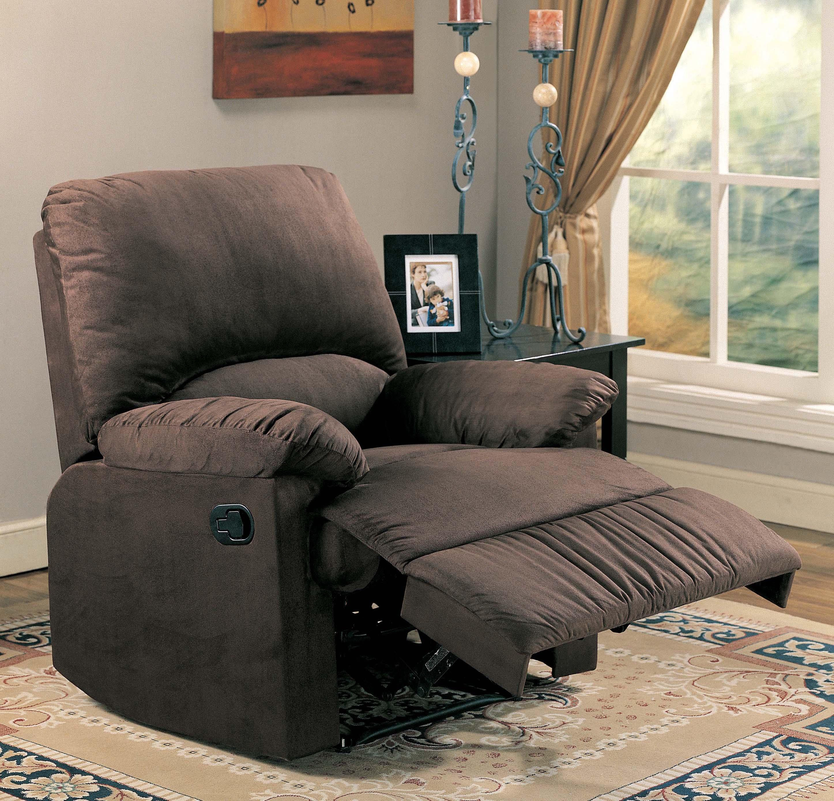 Recliners Glider Recliner by Coaster at Northeast Factory Direct