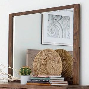 Craftsman Dresser Mirror