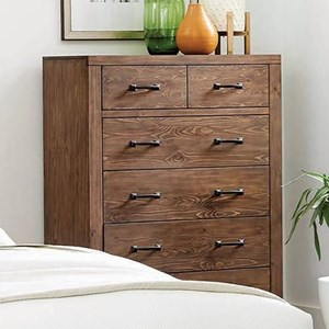 Craftsman 6 Drawer Chest with Felt Lined Top Drawer