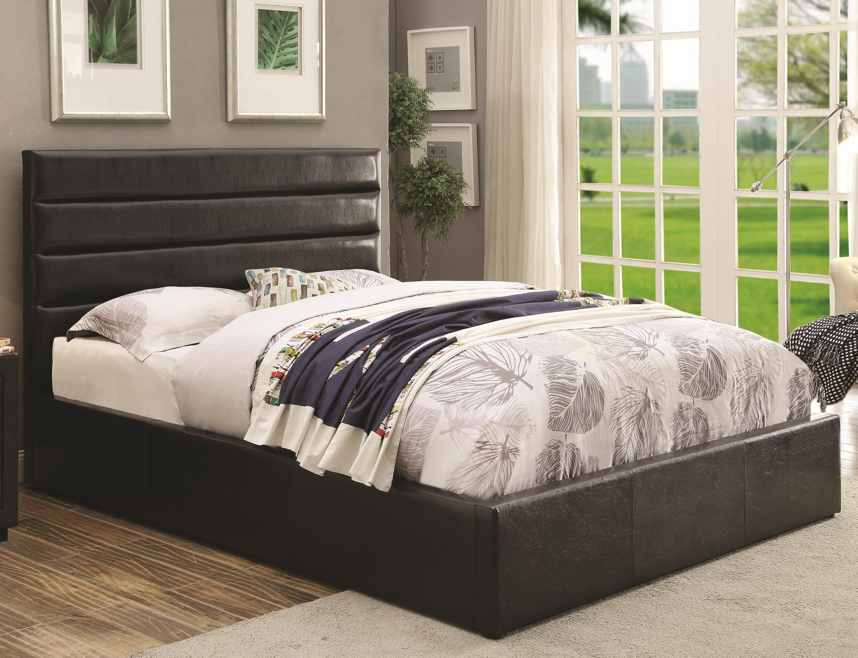Riverbend King Bed by Coaster at Northeast Factory Direct