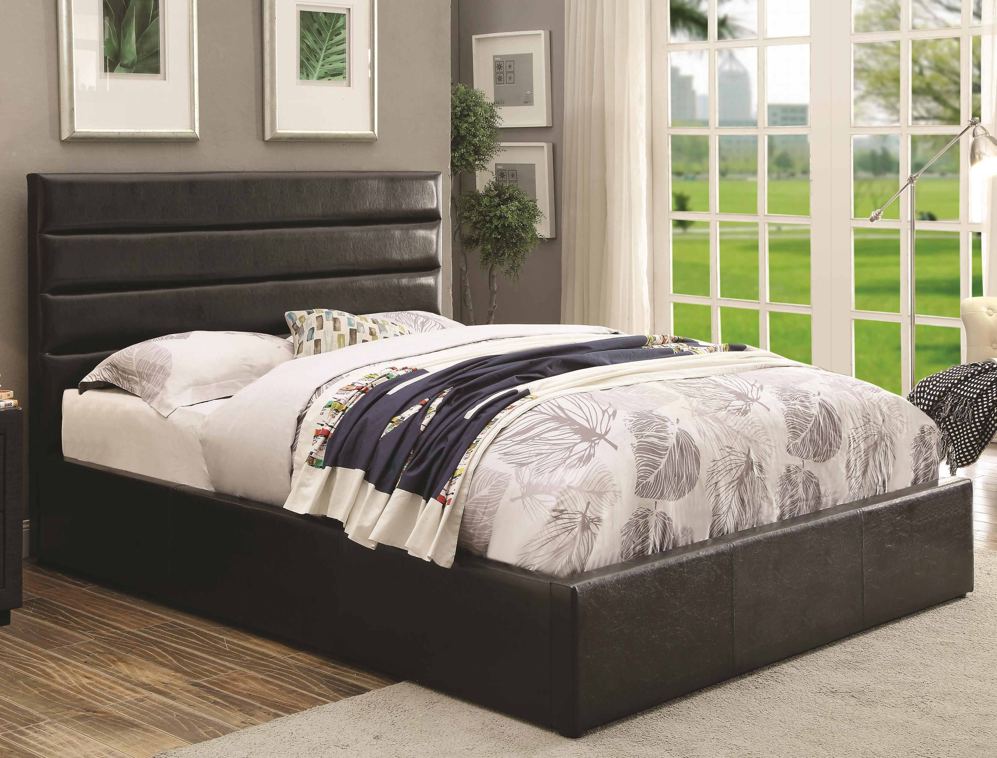 Riverbend Queen Bed by Coaster at Rife's Home Furniture
