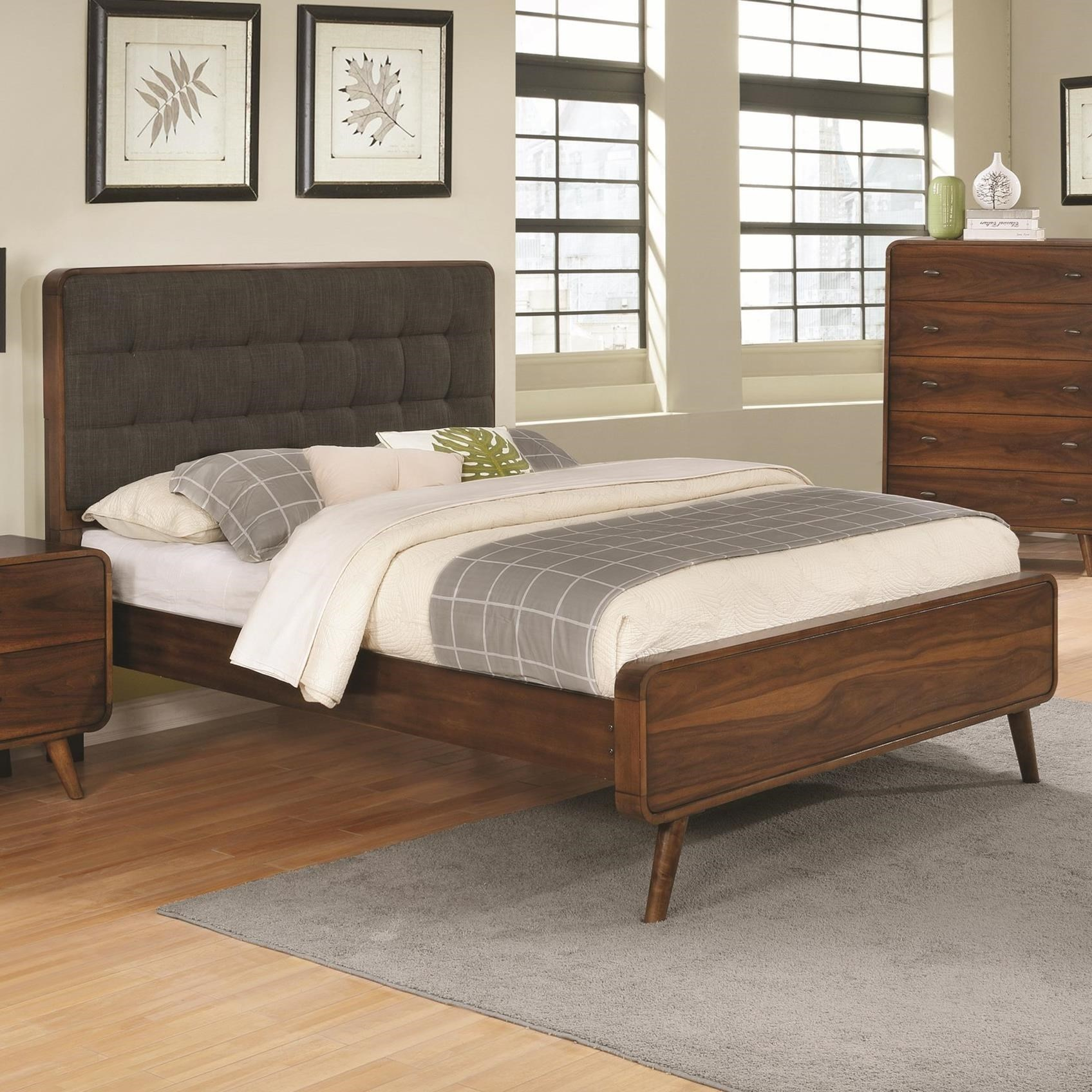 Robyn California King Bed by Coaster at A1 Furniture & Mattress