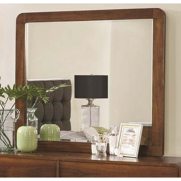 Robyn Mirror by Coaster at Beck's Furniture