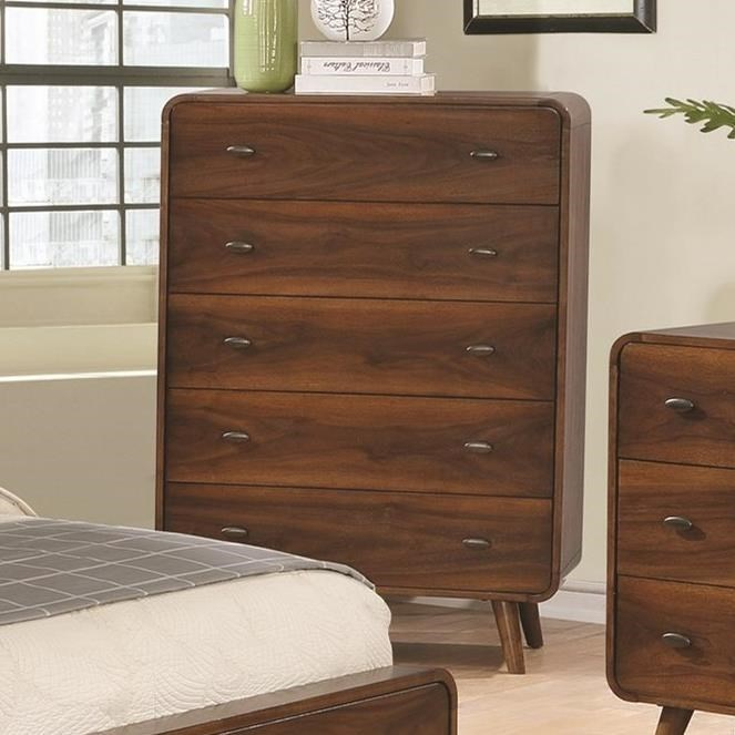 Robyn Chest by Coaster at Lapeer Furniture & Mattress Center