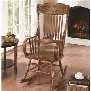 Coaster Rockers Rocking Chair
